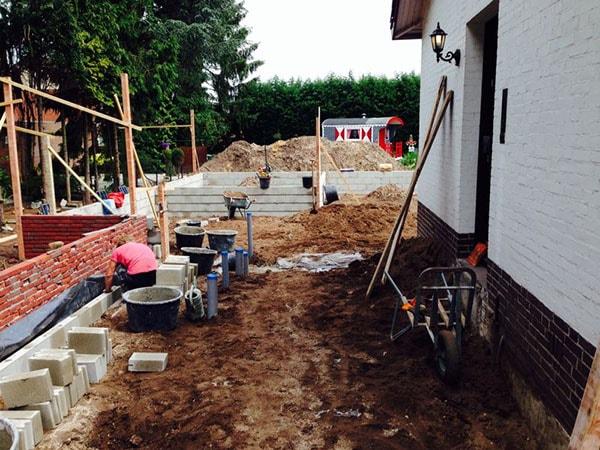 Aanbouw Bungalow - Massa Bouw - Aannemer Venlo